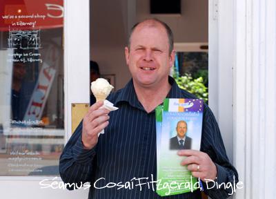 Seamus Cosai Fitzgerald