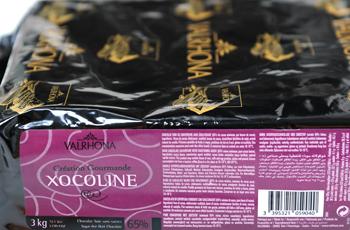 Xocoline - Valrhona Sugar-free Chocolate