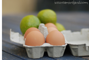 Eggs and Limes