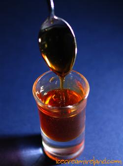 Caramelised Fructose