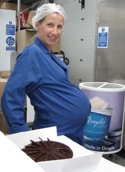 Wiebke Pregnant