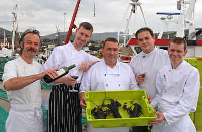 Dingle Peninsula Food Festival Chefs