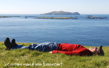 Sleeping Giant Blasket Island