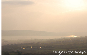 Dingle in smoke