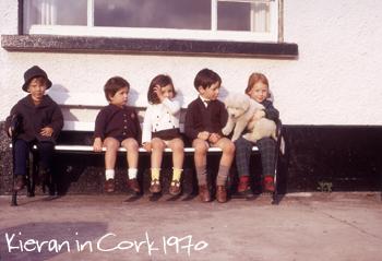 70 Ireland Kids