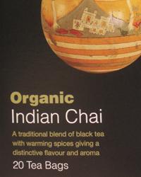 chai box
