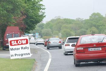 Rally Traffic