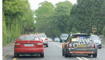 Rally of the Lakes Killarney