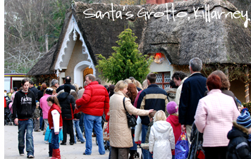 Santa's Grotto Killarney