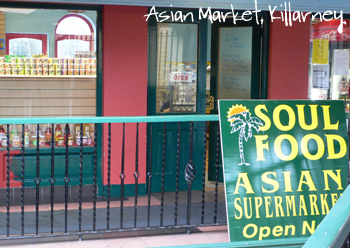 Asian Market Killarney