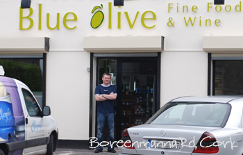 The Blue Olive, Cork