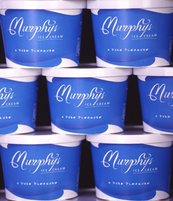 Murphys Ice Cream Tubs