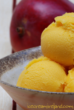 Mango Sorbet