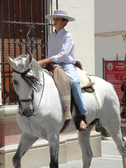 Boy rider