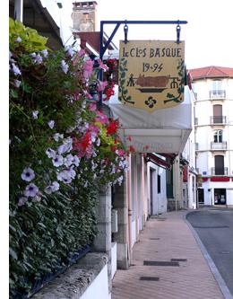 Le Clos Basque Restaurant Biarritz