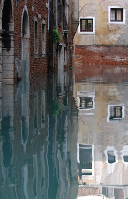 Reflection, Venice