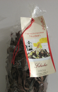 Chocolate Noodle bag